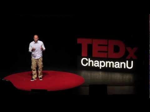 TEDxChapmanU -- Ryan Heuser -- A Common Thread