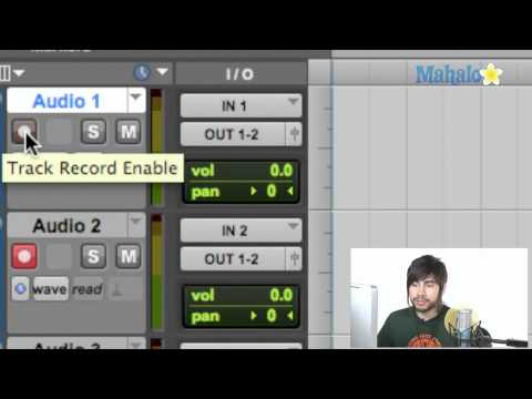 Record Safe Mode - Pro Tools 9