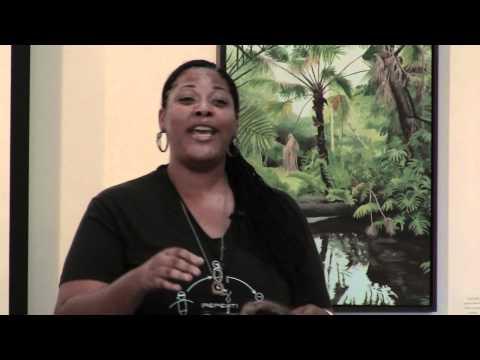 TEDxSantaMonica - Azure Antoinette - Global Conversation The Beginning