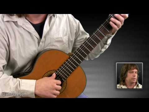 Greensleeves Guitar Song Lesson