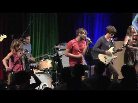 Musicians@Google: Ra Ra Riot
