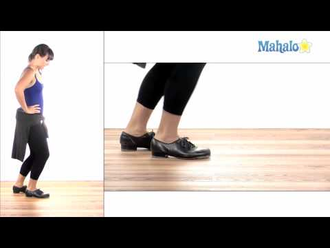 How to Tap Dance: Toe Heels