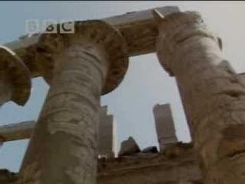 Michael Palin at the Valley of the Kings - BBC