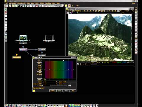 CLASSIC 2006 cmiVFX NUKE VIDEO (Before Foundry was Digital Domain)