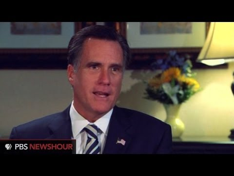 Romney to Perry: Release Your Economic Plan
