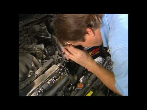 How to fix tough car repairs using a borescope
