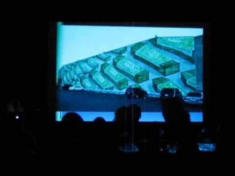 Carlo McCormick at LAMOCA on Blu Mural Jeffery Dietch Response