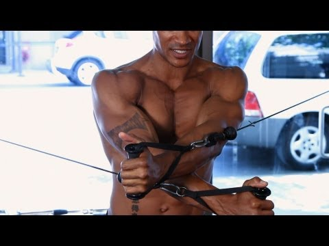 How to Use the Cable Crossover Machine | How to Work Out at the Gym