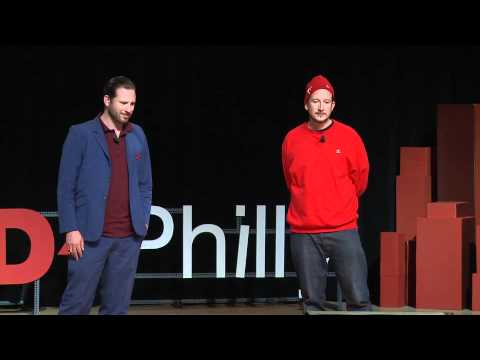 Creating a New Narrative for Place with Paint: Jeroen Koolhaas & Dre Urhahn at TEDxPhilly