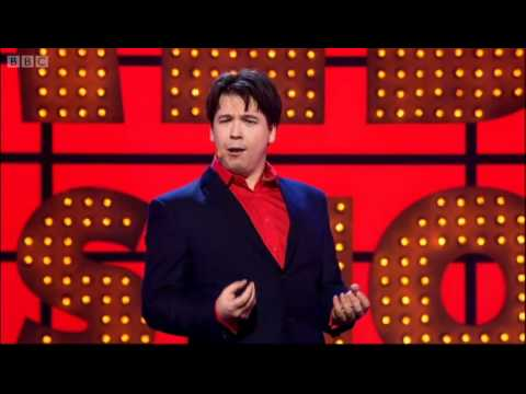 Michael McIntyre on Scotland - BBC