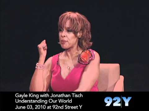Gayle King: 'The Night I Wore Oprah's Underwear'