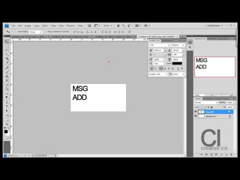 Photoshop CS4 - How to make a cool custom myspace layout (part 4)