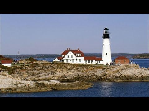 Aerial America - Aerial America: Maine: Sneak Peek