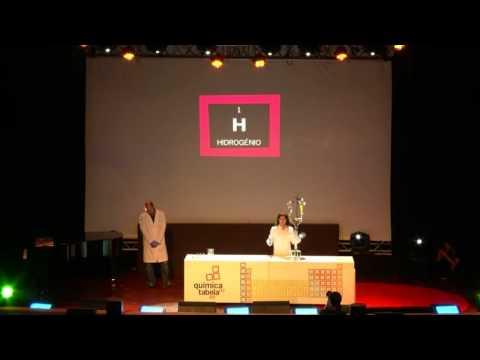 TEDxAveiro - Regina Sousa e Miguel Cardoso - Quimica por tabela 2.0 - 26/05/2012