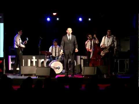 TEDxEutropolis - Al Paone Band - I don't mean a thing if it ain't got that swing