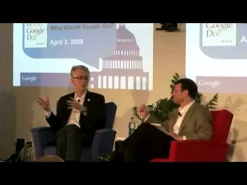 Google DC Talks: Jeff Jarvis