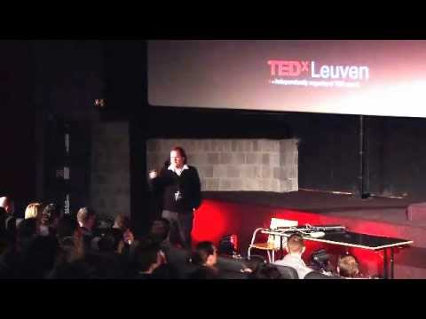 Pay it forward: Bart Becks at TEDxLeuven