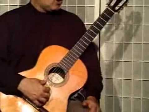 Guitar Lesson - What is Staccatto and How to Play on Classical Guitar