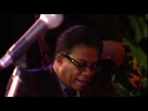 UNESCO Goodwill Ambassador Herbie Hancock