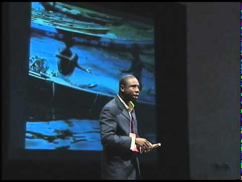 TEDxGrandValley - James Kofi Annan - Surviving Child Trafficking