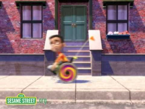 Sesame Street: TJ Sings Me and My Chair