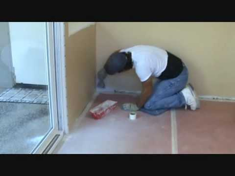 How to patch a hole in a wall