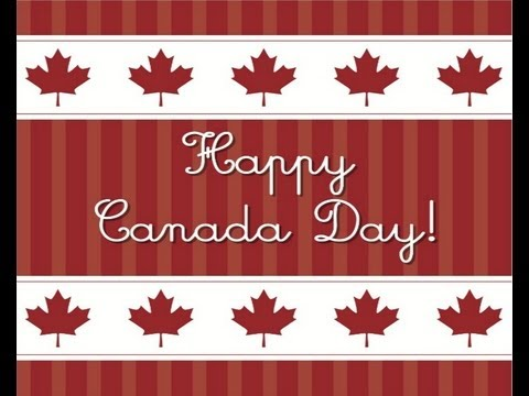 Canada Day Song - Songs For Children - Happy Birthday Canada!