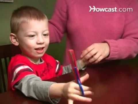 How To Teach a Preschooler To Cut With Scissors