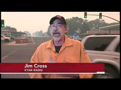 Winds Keep Arizona Fire Growing Toward Record Size