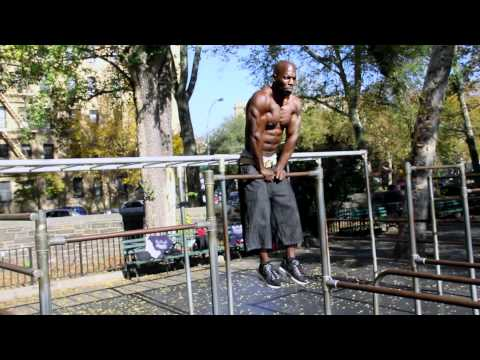 Hannibal For King Part Workout Routine pt3