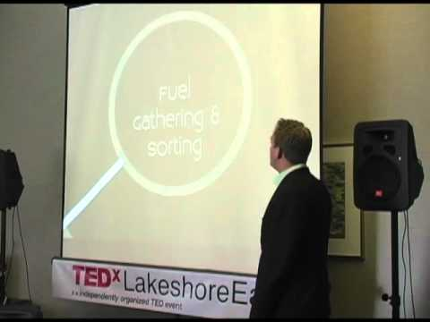 TEDxLakeshoreEast - Dave Sargent - The Power of Garbage