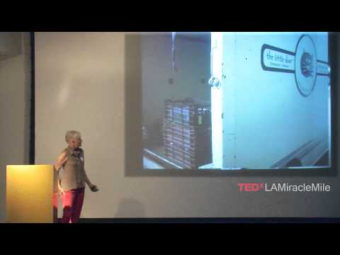 Farmer's Markets As Distribution Hubs: Laura Avery at TEDxLAMIracleMile