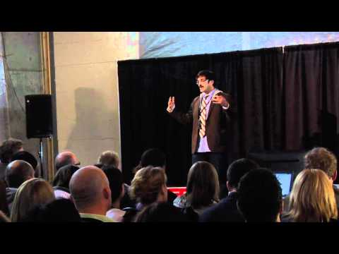 TEDxCalgary - Anil Patel - The sharing imperative