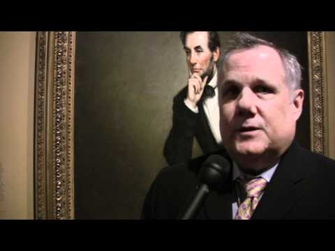 Lincoln's Beard, interview with NPG historian David C. Ward
