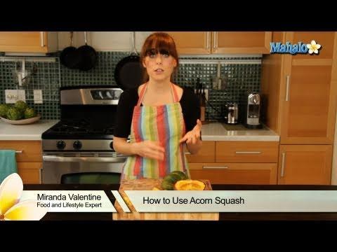 How to Use Acorn Squash
