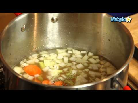 How to Make Country Chicken Soup