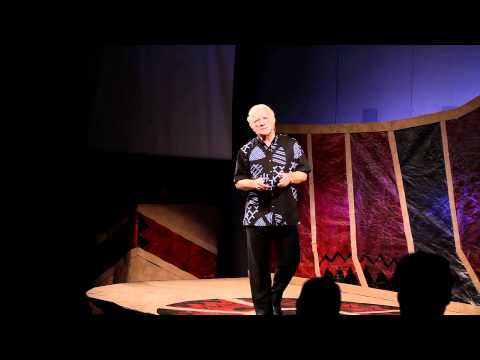 TEDxHONOLULU - Robbie Alm - Thriving on Empty