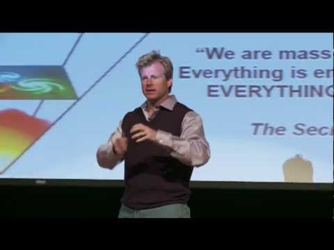 TEDxHuntsville - Travis Taylor - Stay With It: You Have the Power to Change Your World
