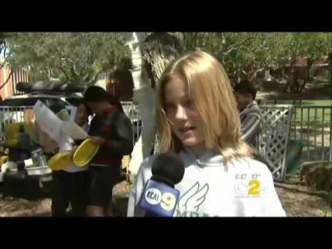 How students & teachers got styrofoam removed
