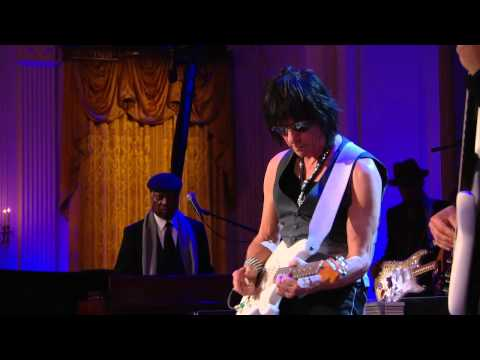 """In Performance at the White House 