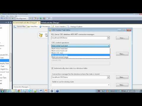 Free Training - Using the Change Data Capture in SQL Server 2012