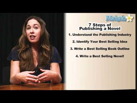 How To Publish a Novel in 7 Steps