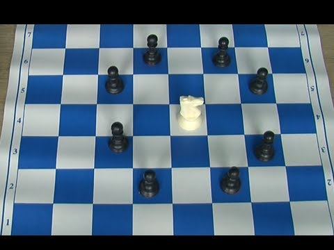 Movements And Relative Strengths Of Chessmen - Basics Of Chess