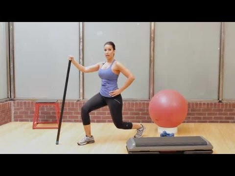 Best Leg Workout for Women: Lunges