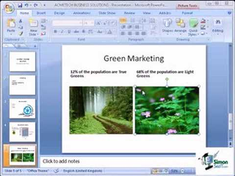 Adding Images and Pictures to Your PowerPoint Presentation