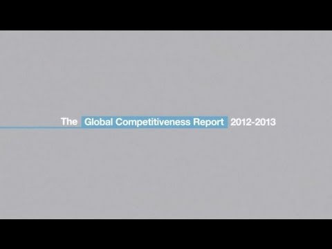 Global Competitiveness Report 2012-2013  - Jennifer Blanke (English)