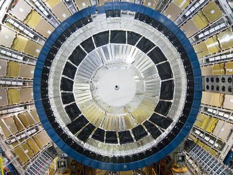 Large Hadron Collider (and Small Hotrod Collider) - Sixty Symbols