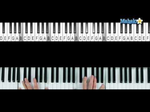"How to Play ""Paradise City"" by Guns N' Roses on Piano"