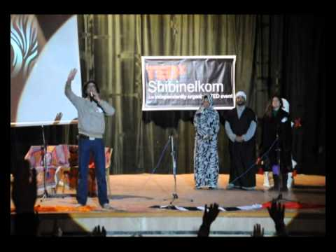Egyptian Theatre of the Oppressed: Nora Amin at TEDxShibinelKom