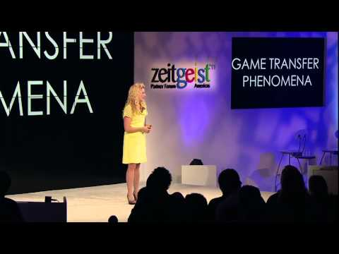 Highlights - Game On - Jane McGonigal at Zeitgeist Americas 2011